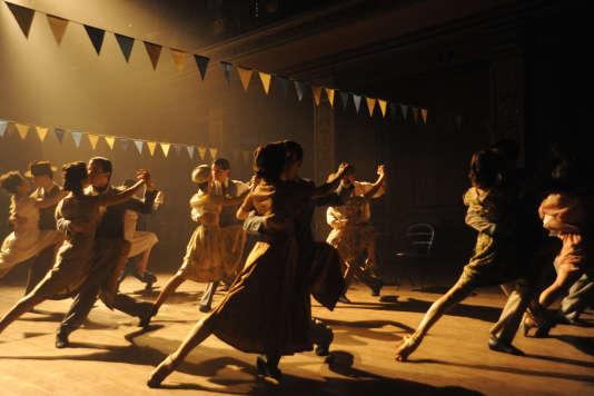Le documentaire de German Kral estconsacré au couple phare du tango en Argentine, Maria Nieves et Juan Carlos Copes.