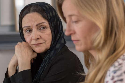 Parvaneh Farshtchi (Golab Adineh) et Aurore (Aurélia Petit), quand la Téhéranienne rencontre la Briviste.