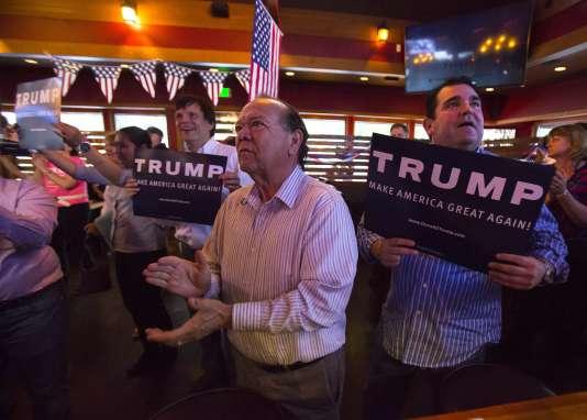 Après cette primaire, Donald Trump réunit 1 196 délégués, sur les 1 237 requis pour l'investiture automatique, selon les calculs d'AP.