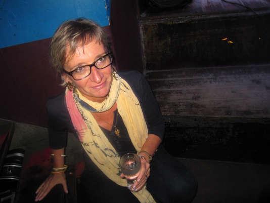 Fabienne Vansteenkiste.