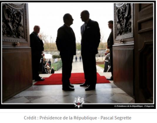 Présidence de la République Pascal Segrette