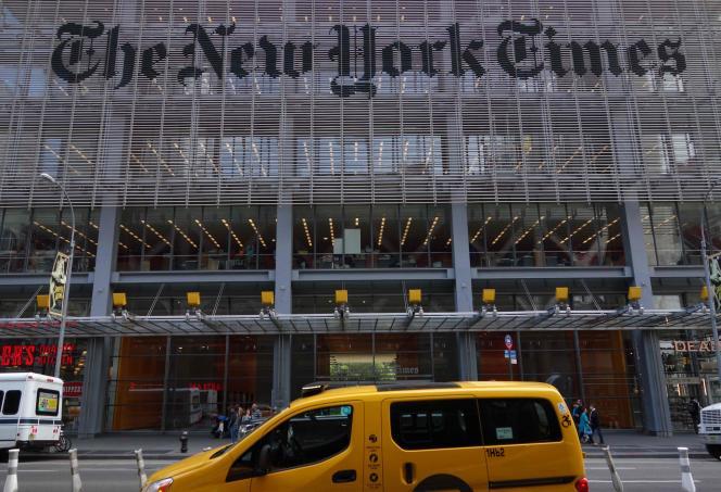 Le groupe de presse américain va se réorganiser pour se concentrer davantage sur l'international et le numérique.