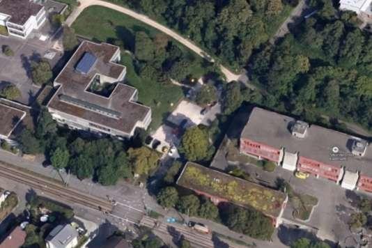 L'école secondaire de Therwil.