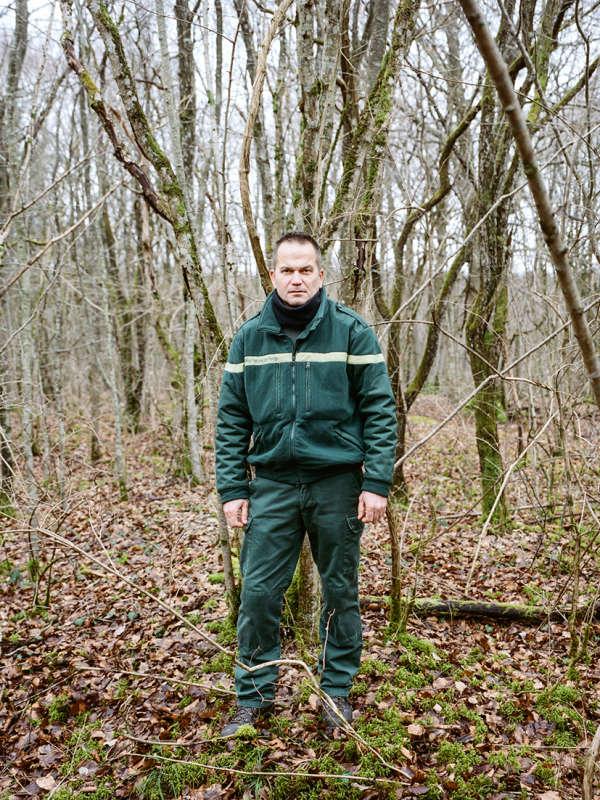 Passionné par la Grande Guerre, Gérald Colin, forestier, propose, sur son temps libre, des randonnées historiques dans la forêt. «Je le fais pour qu'on n'oublie pas leur sacrifice.»