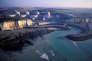 France, Seine-Maritime (76), centrale nucléaire de Paluel (vue aérienne)