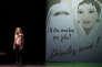 «Ce qui nous regarde», le spectacle de Myriam Marzouki, a attiré tous les regards lors du lancement du festival, en raison de son sujet: le voile islamique.