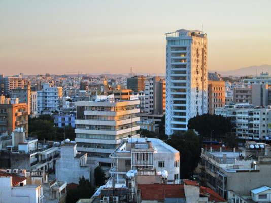 Nicosie, la capitale de Chypre.