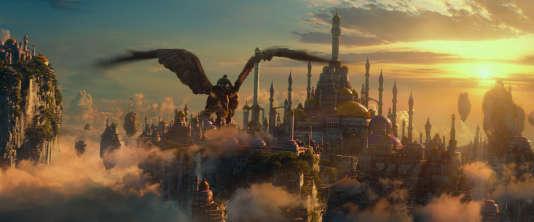«Warcraft, le commencement», film fantastique américain réalisé par Duncan Jones.