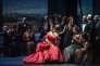 «La Traviata», de Verdi, mise en scène par Sofia Coppola à l'Opéra de Rome.
