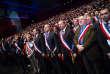 Rassemblement des maires, en novembre 2015, à Paris.