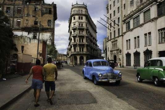 Cuba, 2014.