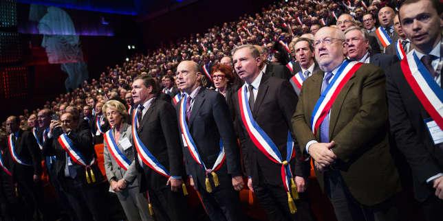 Salon des maires le grand chantier des communes de france for Salon des maires de france