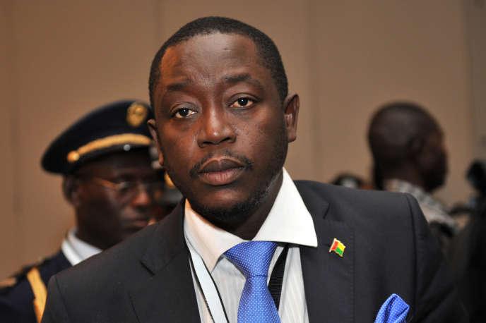 Baciro Dja, en 2012 à Abidjan.