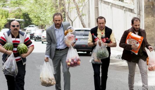 « Les Pieds dans le tapis», deNader Takmil Homayoun : d'un marché persan à celui de Brive-la-Gaillarde.