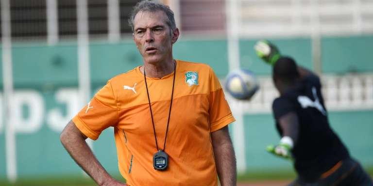 Michel Dussuyer, le 3 septembre 2015 à Abidjan.