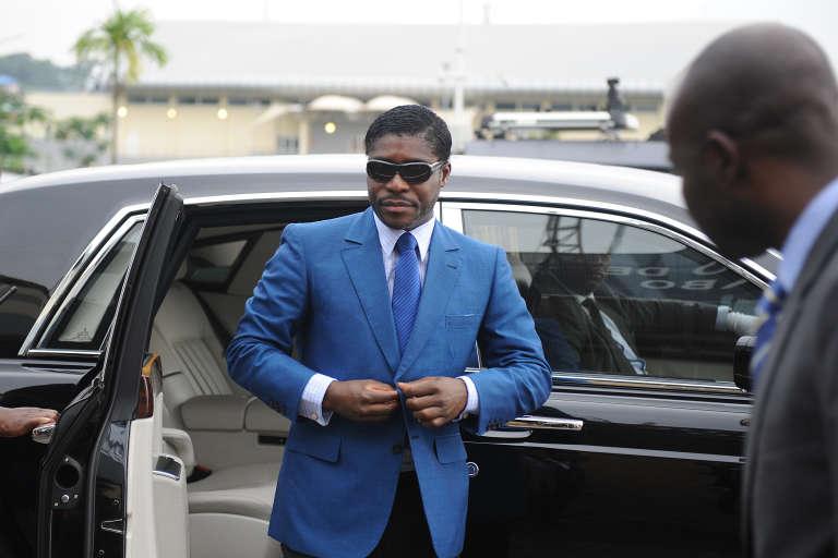 Teodoro Nguema Obiang Mangue, fils du président de Guinée-Equatoriale etvice-président chargé de la défense et de la sécurité nationale.