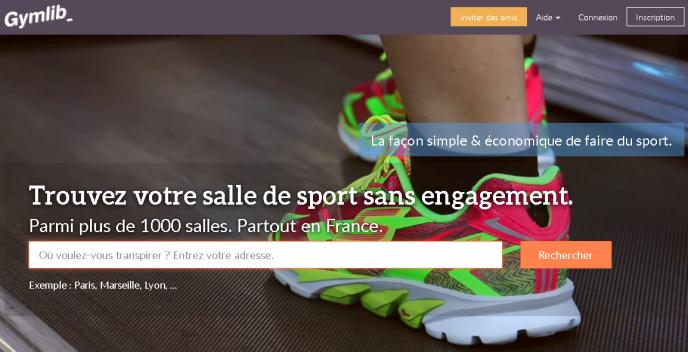 La jeune société a fait partie des 17 entreprises sélectionnées lors de la première promotion du Tremplin, incubateur d'entreprises créé par la maire de Paris (Photo: capture d'écran de la page d'accueil du site).