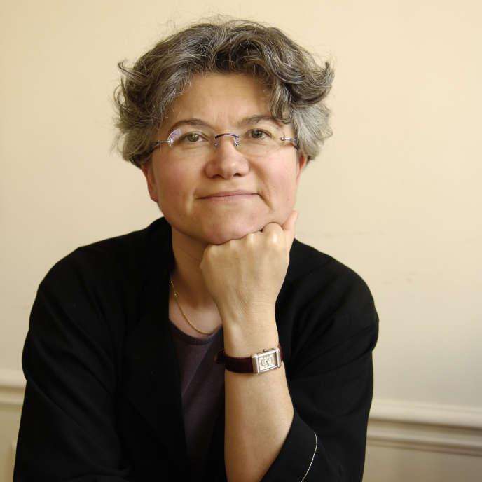 Domnique Méda, à Paris, en mars 2007.