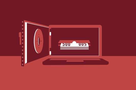 Une centaine d'institutions financières avaient été visées par le virus informatique.