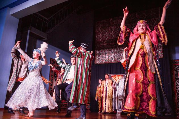 Théâtre el Merosi.