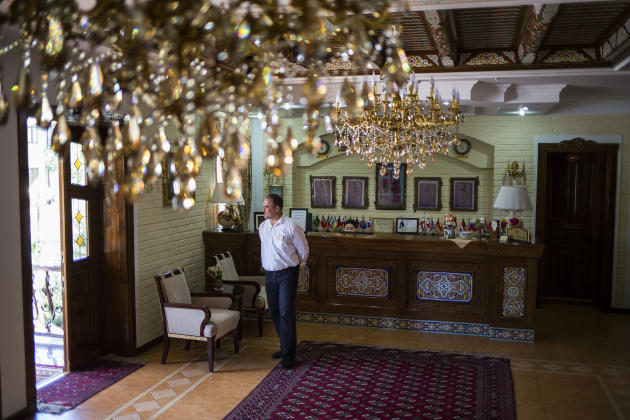 Grand Samarkand Superior Hotel.