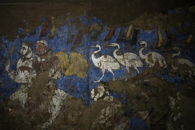 Le Musée Afrosyab.