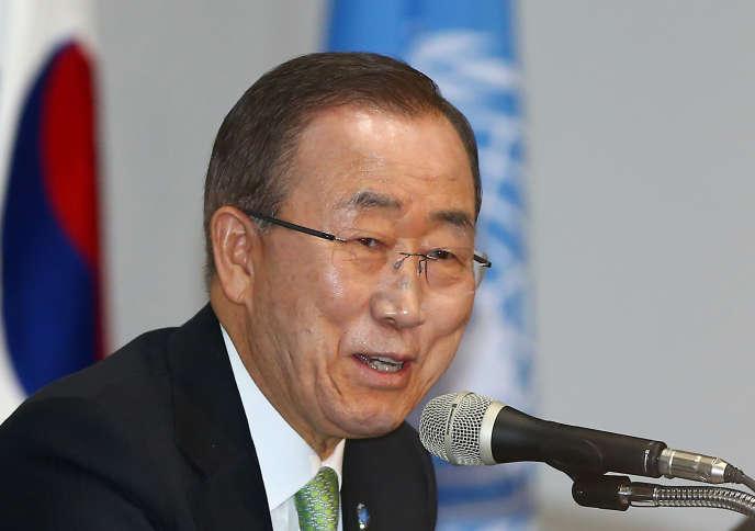 En dix ans, M. Ban s'est voulu « la voix de ceux qui n'ont pas voix au chapitre » et l'avocat « de ceux qui sont laissés pour compte ou sans défense », a-t-il affirmé en exhortant le personnel de l'ONU « à continuer ».