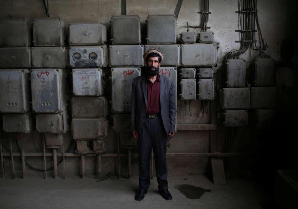 Fazil Haq, 50 ans, un employé de l'usine.