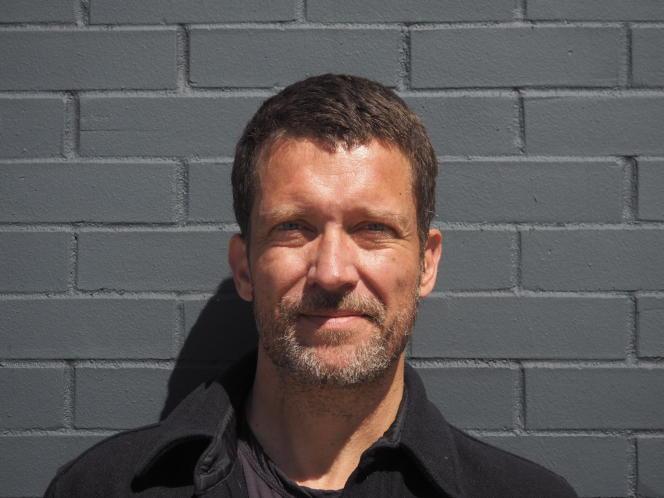 Kasper Salto, designer danois.