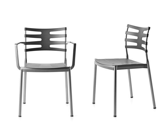 La chaise Ice de Kasper Salto 2002.