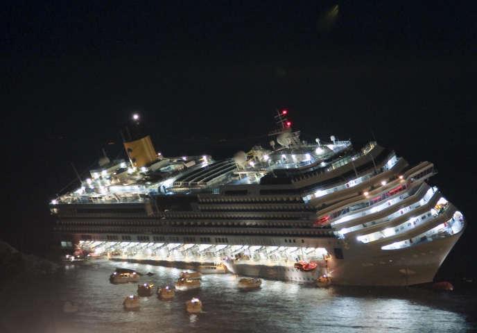 Au soir du 13 janvier 2012, le «Costa-Concordia», un navire de croisière deux fois plus gros que le «Titanic», avait heurté un rocher alors qu'il naviguait trop près des côtes de l'île du Giglio, au large de la Toscane.