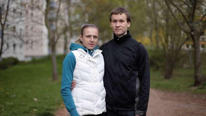 Yulia Stepanova et son mari Vitaly avaient dénoncé le dopage organisé au sein de l'athlétisme russe.©Yuzu Productions