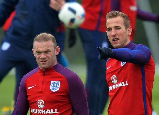 Grâce à Harry Kane, Wayne Rooney sait où il doit mener l'Angleterre.