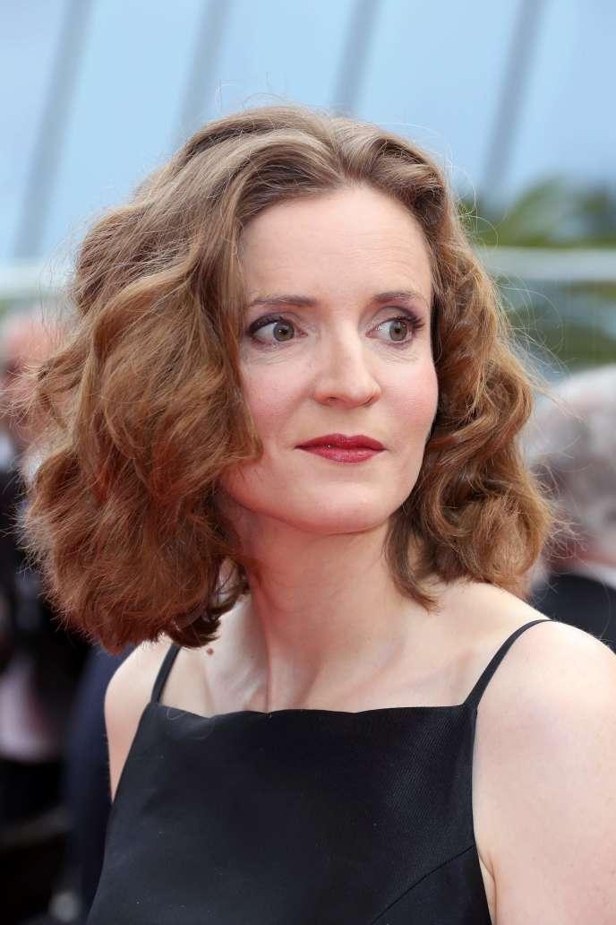 Nathalie Kosciusko-Morizet, au Festival de Cannes, le 14 mai.