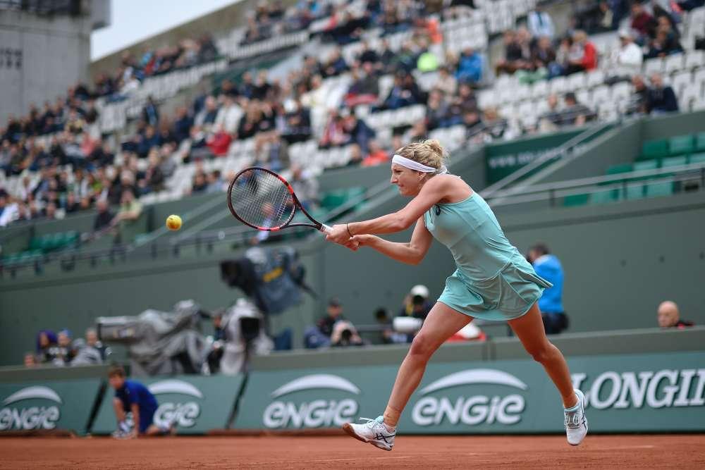 Timea Bacsinszky élimine l'AméricaineVenus Williams (11e), en deux sets 6-2, 6-4, mercredi. La Suissesse accède pour la deuxième fois de sa carrière aux quarts de finale où elle retrouvera la NéerlandaiseKiki Bertens.
