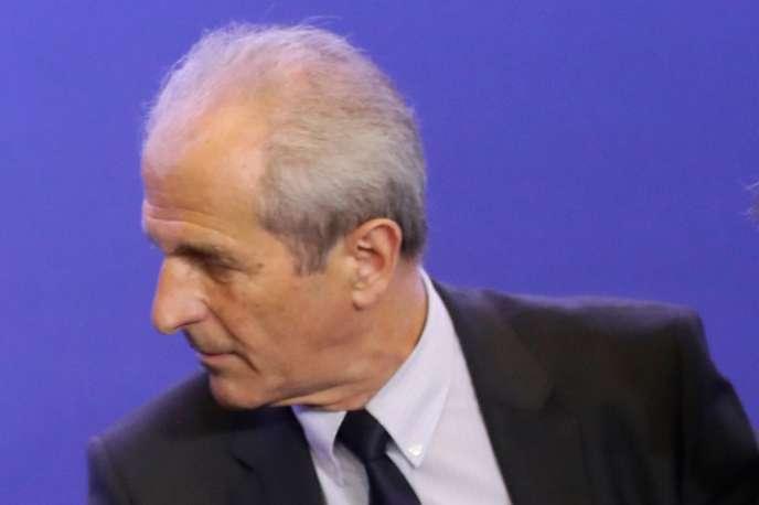 Hubert Falco, maire (Les Républicains) de Toulon, fut à la tête du département du Var de1994 à2002.