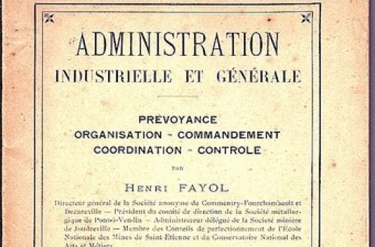 general and industrial management by henri fayol pdf