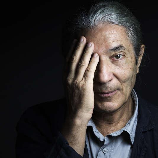 Boualem Sansal, à Paris, en septembre 2015.