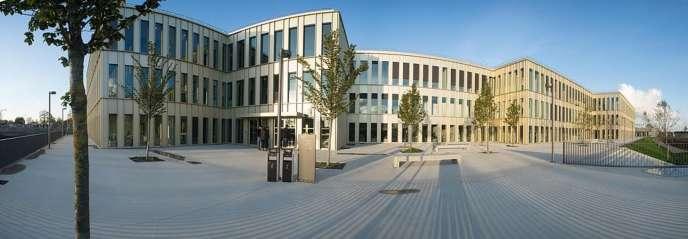 Le campus d'HEC