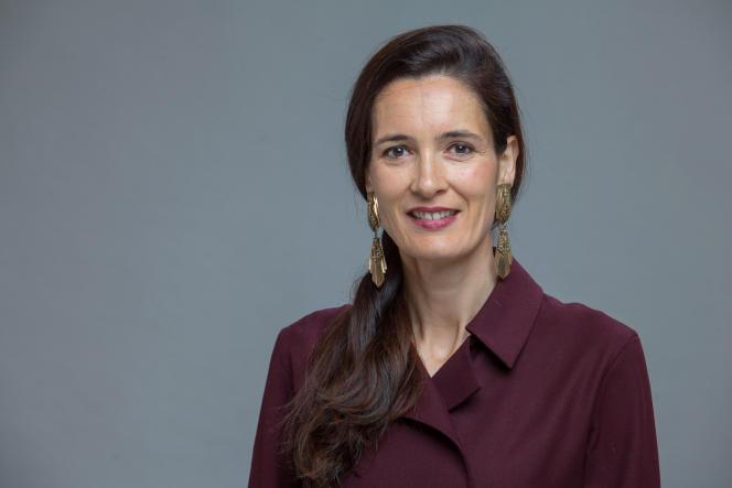 Clotilde Armand était candidate sous la bannière du parti Sauvez Bucarest.