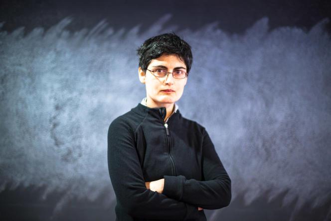 Irène Pereira, sociologue du militantisme et co-présidente de l'Institut de recherche, étude et formation sur le syndicalisme et les mouvements sociaux (IRESMO).