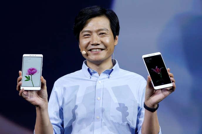 Lei Jun, fondateur de Xiaomi.