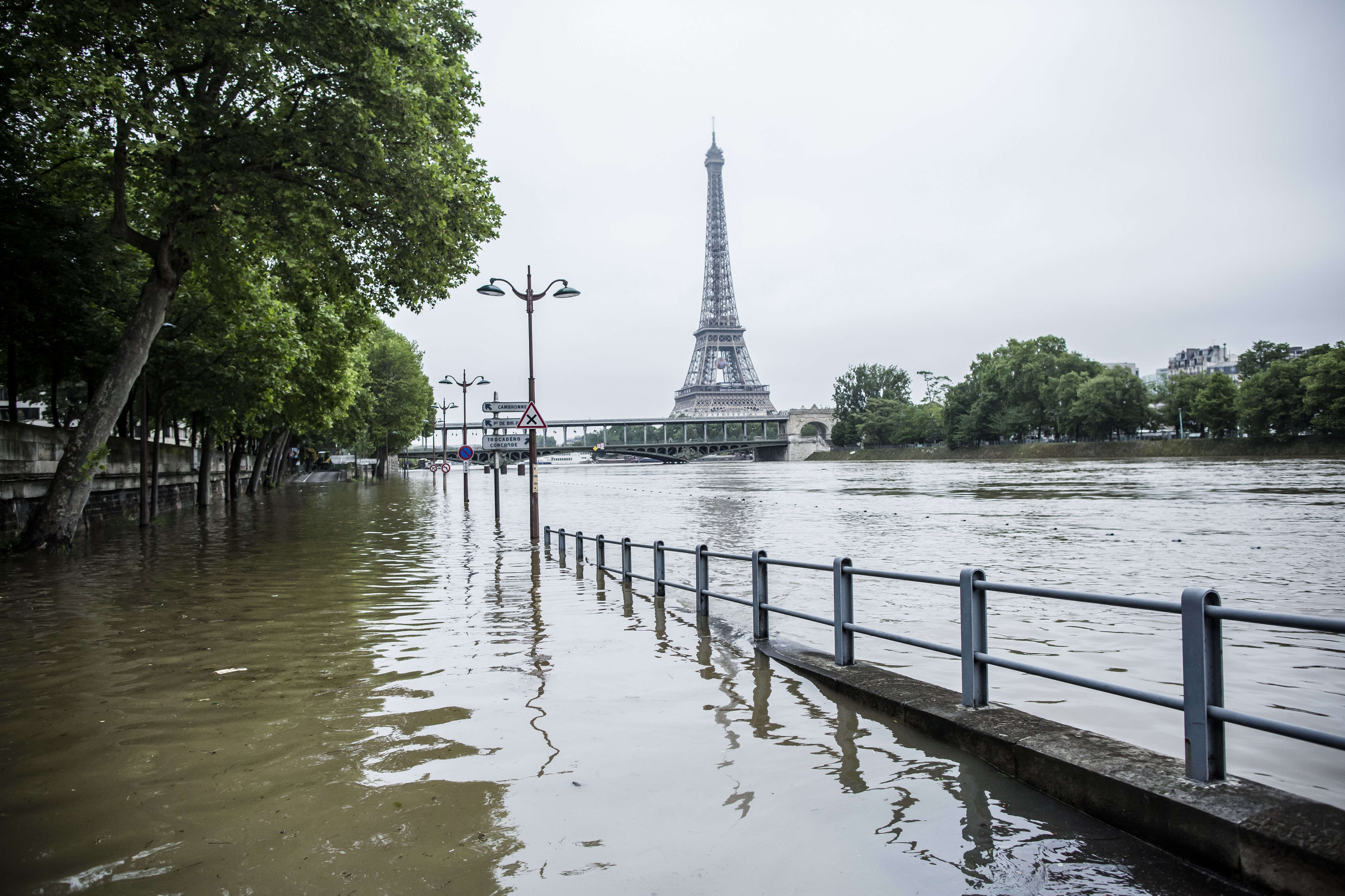 Paris, le 2 juin.