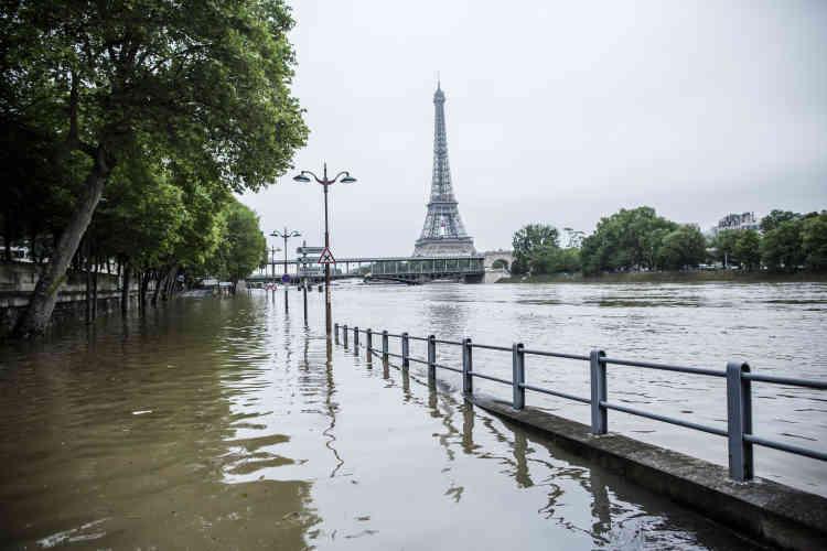 Paris, le 2 juin.