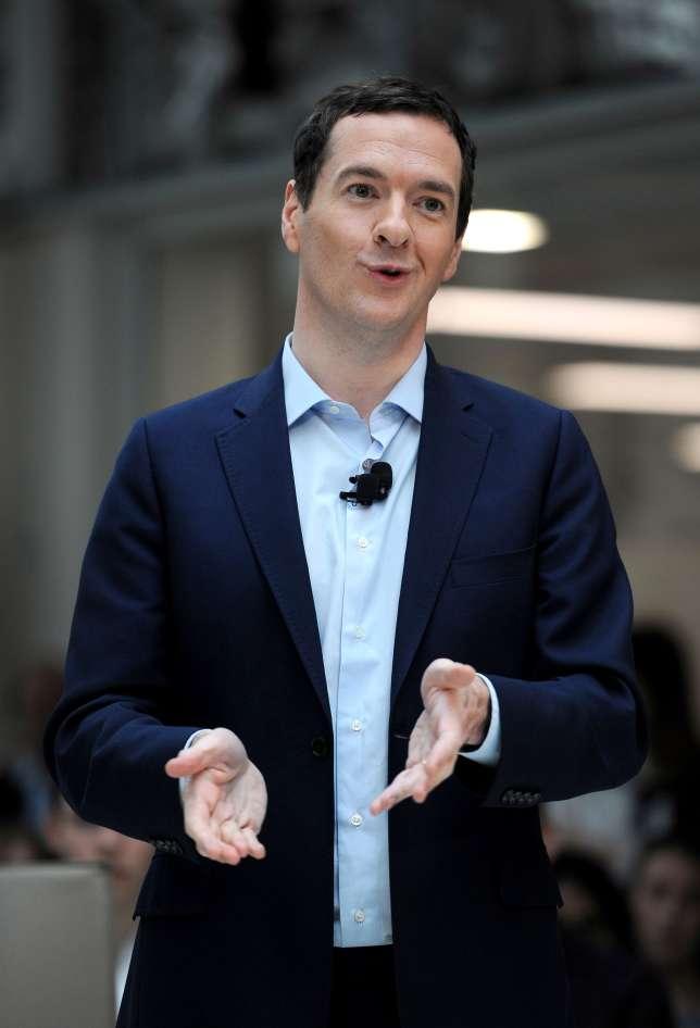 Pour George Osborne, le chancelier de l'Echiquier, quitter l'Union européenneplongerait le Royaume-Uni dans la récession.