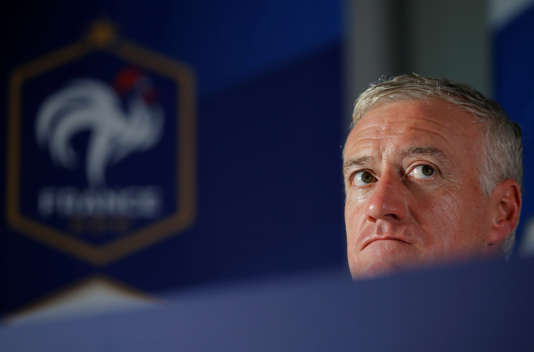 Didier Deschamps, en juin 2016.