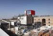 Après de longues études et un appel d'offres international, l'architecte Renzo Piano a été retenu en mars 2011. Les travaux, d'un coût de 113 millions d'euros, doivent s'achever en septembre 2017 (Photo:quartier de la citadelle d'Amiens).