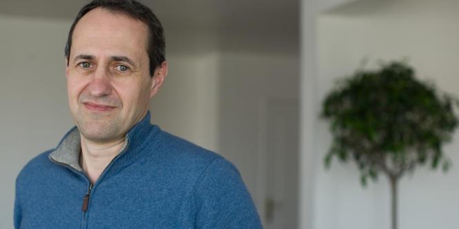 Gilles Dorronsoro, chercheur en sciences politiques et professeur en relations internationales à l'Université Paris-I Panthéon-Sorbonne, le 3 juin 2013.