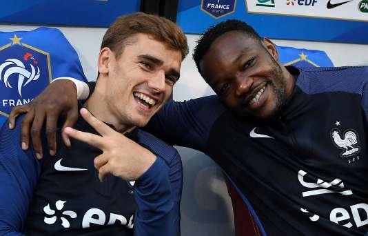 Antoine et Steve, le 4 juin à Metz.