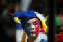 «La multiplication des arrêtés est le résultat d'une politique supporteuriste exclusivement répressive»(Photo: supporteur français à Metz lors du match France-Ecosse).
